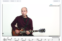 Blues-Basics lernen mit Andreas Vockrodt - Lektion